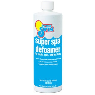 In The Swim 1-quart Self-floccing Spa Defoamer