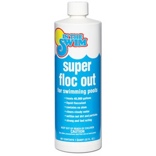 In The Swim Super Floc Pool Water Clarifier