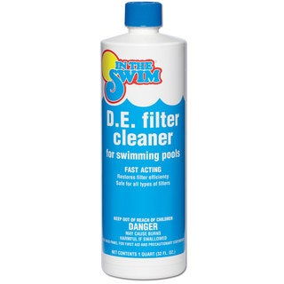 In the Swim DE Pool Filter Cleaner