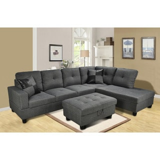 Benjamin Left Chaise Sectional