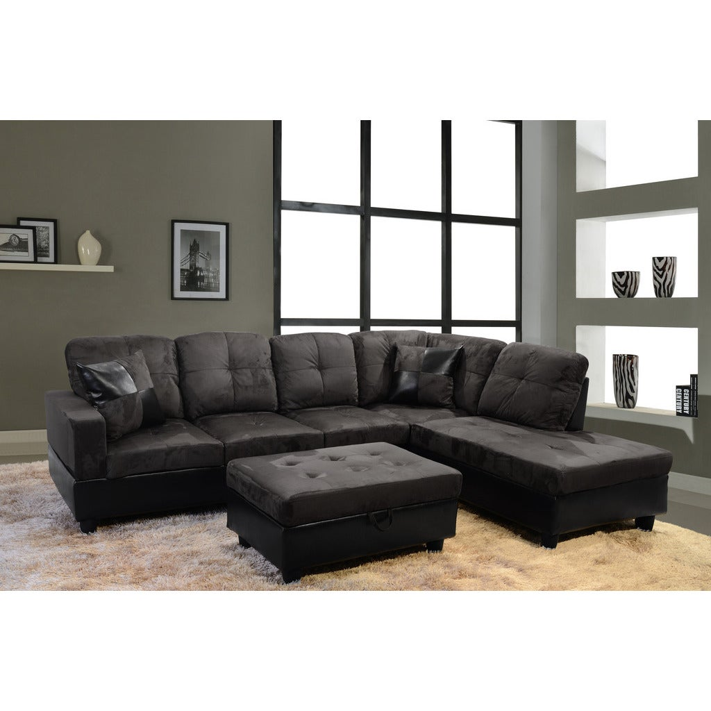 Pleasing Aiden Sectional Gmtry Best Dining Table And Chair Ideas Images Gmtryco