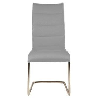 Modern Life Nardo Ash Grey Dining Chair (Set of 2)