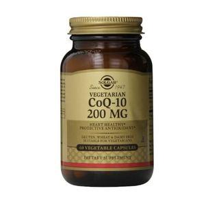 Solgar Vegetarian CoQ-10 200 Mg (60 Capsules)