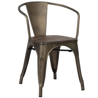 Edgemod Trattoria Dining Arm Chair