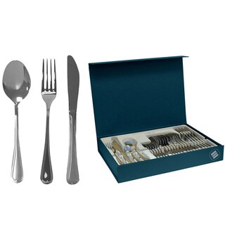 Cordoba Stainless Steel 48-piece Flatware Set
