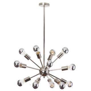 Dainolite 12-light Satellite Chandelier