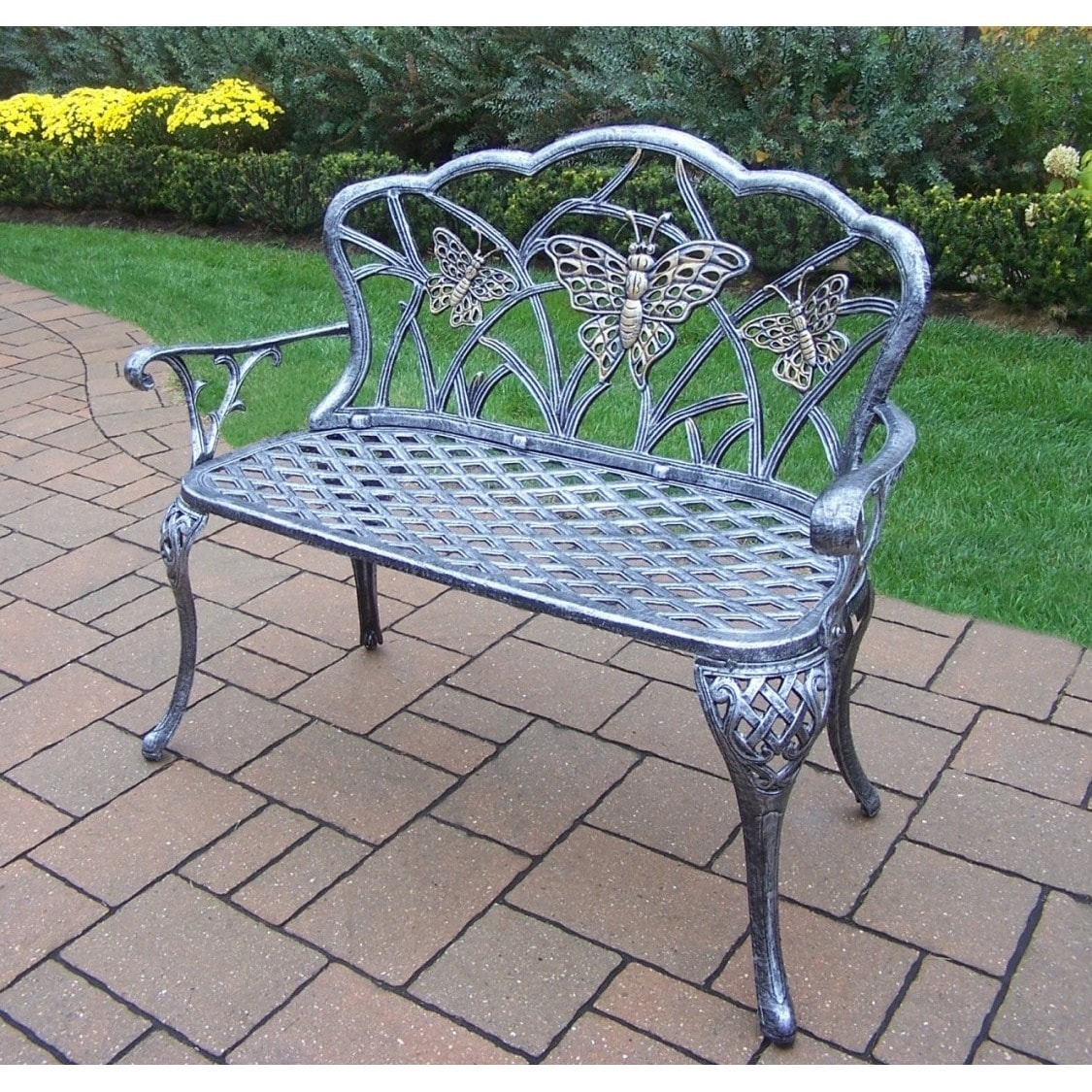 Oakland Corporation Majestic Monarch Cast Aluminum and Wr...