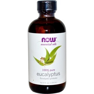 Now Foods 4-ounce Eucalyptus Essential Oil