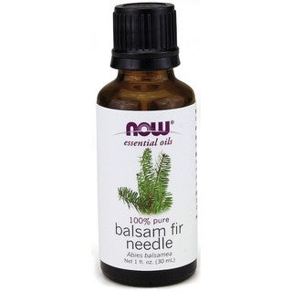 Now Foods 1-ounce Balsam Fir Needle Essential Oil
