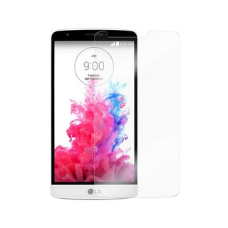 LG G3 0.33-millimeter Tempered Glass Clear Screen Protector
