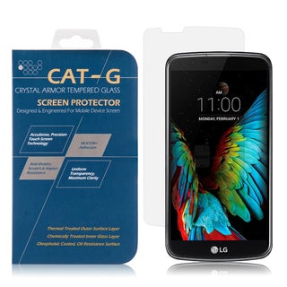 LG K10/Premier Tempered Glass Screen Protector