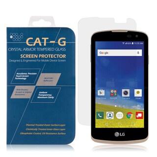 LG K4 Spree Optimus Zone Tempered Glass Screen Protector