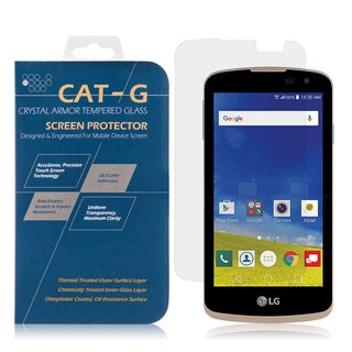LG K4 Spree Optimus Zone Tempered Glass Screen Protector