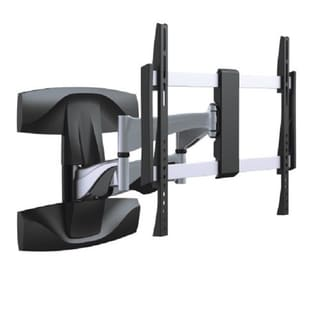 Fuji Labs Aluminum Full-motion TV Wallmount for VESA 600 x 400 37-inch to 70-inch TV