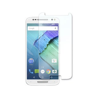 Moto X Pure Tempered Glass Screen Protector