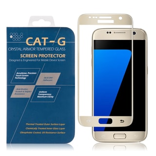Samsung Galaxy S7 3D Curved Full Cover Tempered Glass Screen Protector