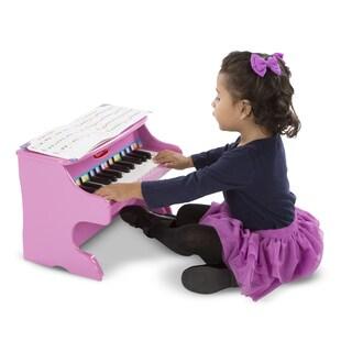 Melissa & Doug Pink Piano