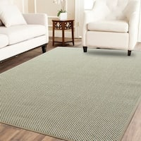 Powerloom TIger Eye Maize Sisal Rug - 5' x 8'