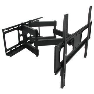 MegaMounts Full-motion Double-arm Articulating Wall Mount for 32 to 70-inch Displays - N/A - N/A