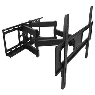 MegaMounts Full-motion Double-arm Articulating Wall Mount for 32 to 70-inch Displays|https://ak1.ostkcdn.com/images/products/12140247/P18996125.jpg?impolicy=medium