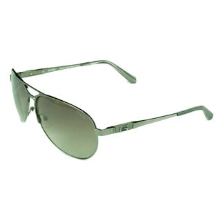 Guess Collection Men's Metal/Acetate Fashion Aviator Sunglasses