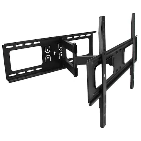 MegaMounts Full Motion Wall Mount for 32-inch to 70-inch Displays - N/A - N/A
