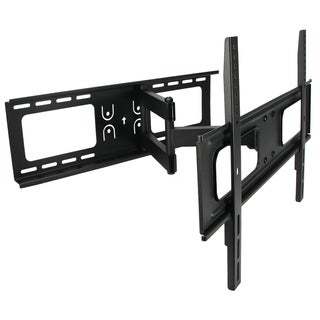 MegaMounts Full Motion Wall Mount for 32-inch to 70-inch Displays