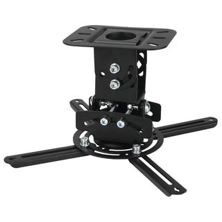 MegaMounts Low-profile Universal Ceiling Mount for Projectors