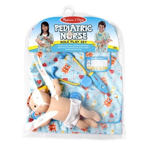 Melissa & Doug Pediatric Nurse