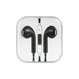 Black 3.5-millimeter Stereo Hands-Free Mic and Headphones (5 options available)