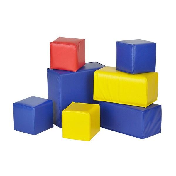 Karma Baby 7-piece Toddler Stacking Block Set