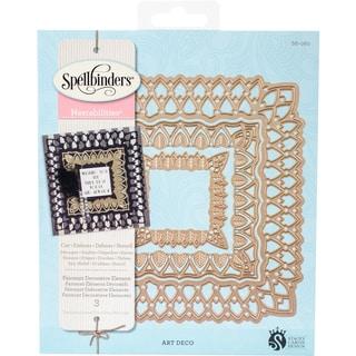 Spellbinders Nestabilities Decorative Elements Dies Fairmont
