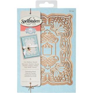 Spellbinders Designer Die Cascading Grace