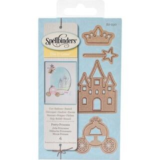 Spellbinders Shapeabilities Die D-Lites Pretty Princess