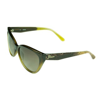 Guess Women's Brown Caramel Sunglasses