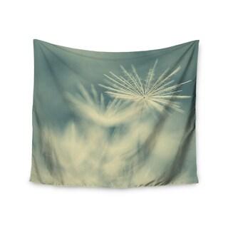 Kess InHouse Ingrid Beddoes 'Snowflake' 51x60-inch Wall Tapestry
