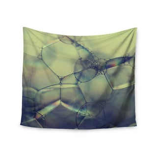 Kess InHouse Ingrid Beddoes 'Bubblicious' 51x60-inch Wall Tapestry