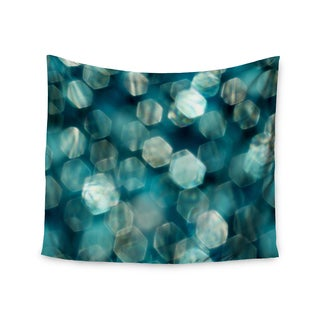 Kess InHouse Ingrid Beddoes 'Shades of Blue' 51x60-inch Wall Tapestry
