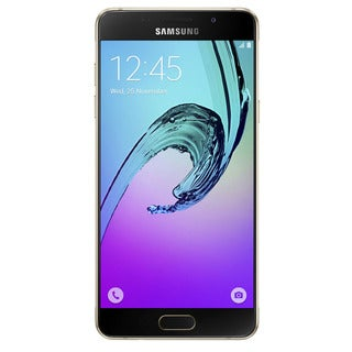 Samsung Galaxy A5 A510M DUOS 16GB Unlocked GSM 4G LTE Octa-Core Android Phone w/ 13MP Camera - Gold