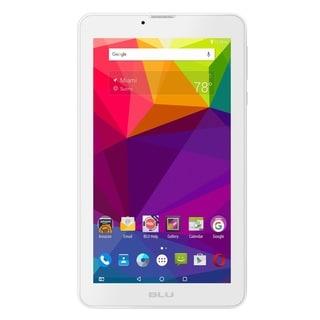 BLU Touchbook M7 P270L 3G Quad-Core Android Phablet - White