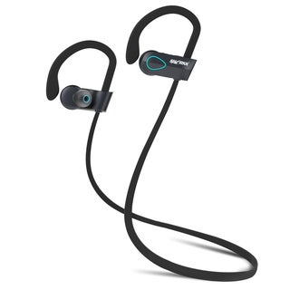 SHARKK Flex 2o Bluetooth Wireless Workout IP67 Headphones