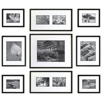 Glass Picture Frames & Photo Albums