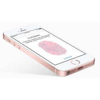 Apple iPhone SE 64GB IOS 9 Unlocked GSM Phone - Rose Gold