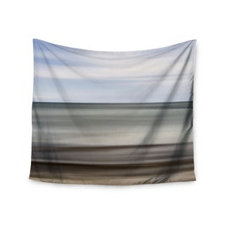 Kess InHouse Iris Lehnhardt 'Abstract Beach' 51x60-inch Wall Tapestry