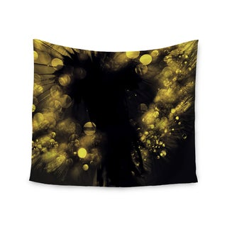 Kess InHouse Ingrid Beddoes 'Moonlight Dandelion' 51x60-inch Wall Tapestry