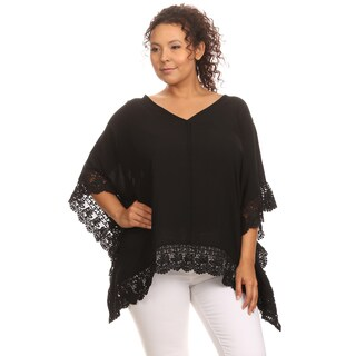 Hadari woman Plus size Favorit summer poncho