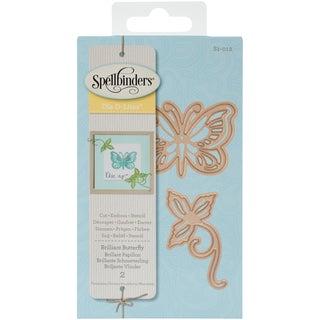 Spellbinders Shapeabilities Die D-Lites Brilliant Butterfly