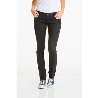 Lee Juniors Black 5-Pocket Skinny Pant