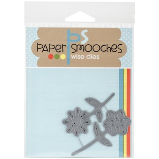Paper Smooches Die Dainty Flowers 2