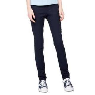 Lee Juniors Navy Original Skinny Pants